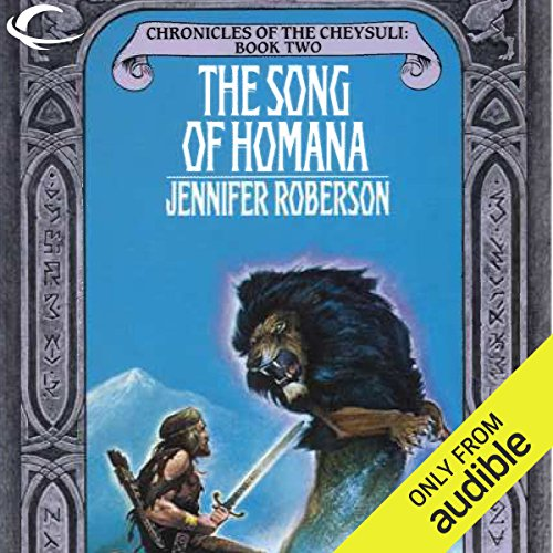 The Song of Homana     Chronicles of the Cheysuli, Book 2              Autor:                                                                                                                                 Jennifer Roberson                               Sprecher:                                                                                                                                 Bronson Pinchot                      Spieldauer: 14 Std. und 2 Min.     1 Bewertung     Gesamt 5,0