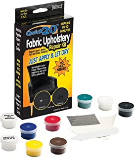 Master Caster 18085 ReStor-It Quick 20 Fabric/Upholstery Repair Kit
