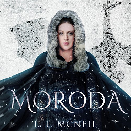 Moroda audiobook cover art