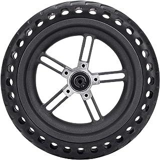 Alomejor Neumático sólido del reemplazo de la Rueda del neumático de la Vespa del neumático de la Vespa del neumático para el Scooter eléctrico de Xiaomi (1pc)