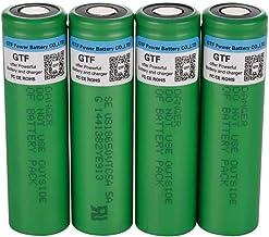 18650 Batterij 3.7V 3000mAh 20A opgeladen Lithium ion batterij voor Zaklamp Koplamp Batterij Platte batterij-10 STKS