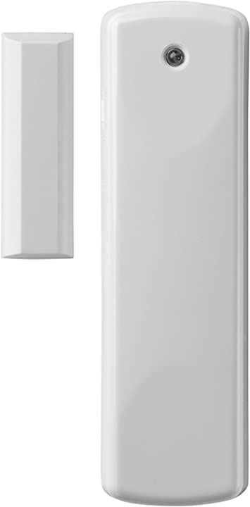 Ecolink Z-Wave Plus Rare Earth Magnets Door & Window Sensor, White