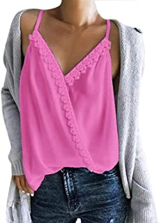 141f9a04d636 Amazon.es: URIBAKY - Blusas y camisas / Camisetas, tops y blusas: Ropa