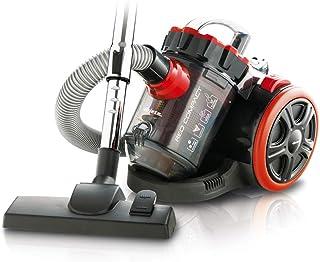 Ariete Compact Bagless Vacuum Cleaner, 1200W, Black/Red, 2743/9
