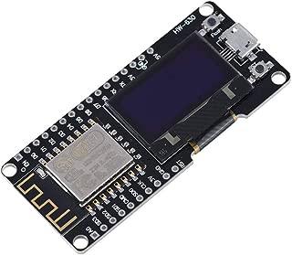 VBESTLIFE 開発ボード OLEDディスプレイモジュール ESP8266 WIFI ワイヤレス 低消費電力技術 安全性 信頼性 ESP32モジュール