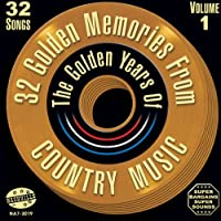 Vol. 1-32 Golden Memories from Country Music