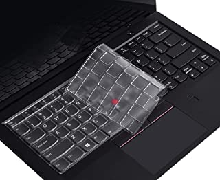 CaseBuy Keyboard Cover Compatible with Lenovo ThinkPad X1 Carbon 5th/6th/7th 2019/2018/2017, ThinkPad A475 L460 L470 T460 T460p T460s T470 T470p T470s 14