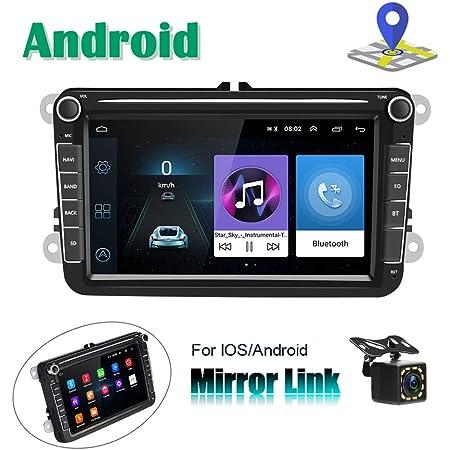 Android Autoradio Für Vw Gps Navigation Camecho 20 3 Elektronik