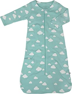 Babysoy Long Sleeve Pattern Sleep Sack Wearable Blanket