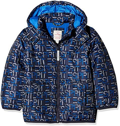 ESPRIT KIDS Jungen RM4204408 Jacke, Blau (Infinity Blue 422), 116