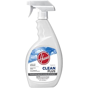 Hoover Clean Plus Spot Spray, Carpet Cleaner and Deodorizer, 32 oz, AH30600NF, White