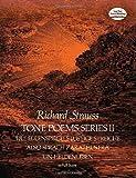 Tone Poems in Full Score, Series II: Till Eulenspiegels Lustige Streiche, also Sprach Zarathustra and Ein...
