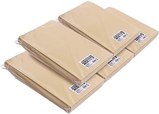 クラフト封筒 角形2号 A4サイズ(大) テープ付 500枚 59602