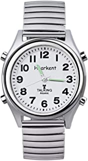 Atomic Talking Watch,with Big Numbers,Quartz Wrist Watch...