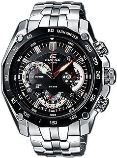 Men's Casio Edifice Chronograph Black Dial Tachymeter Four Dial Face EFR-507SP-1AVDF