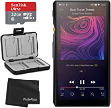 $399 » FiiO M11 Portable High Resolution Music Player + SanDisk Ultra 32GB microSDHC UHS-I Card with Adapter + Bower Memory Card ...