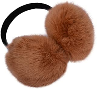 498022fca97 Tortor 1Bacha Women s Fashion Winter Faux Fur Ear Warmer Earmuff