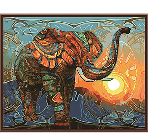 AYSUNJIE Adult Puzzles 1000 Pezzi Puzzle di Legno Bambini-Animali Dell'Africa-Regalo per Decorazioni per La Casa Festival Moderno Regalo Fai da Te Gioco Intellettuale 75X50Cm