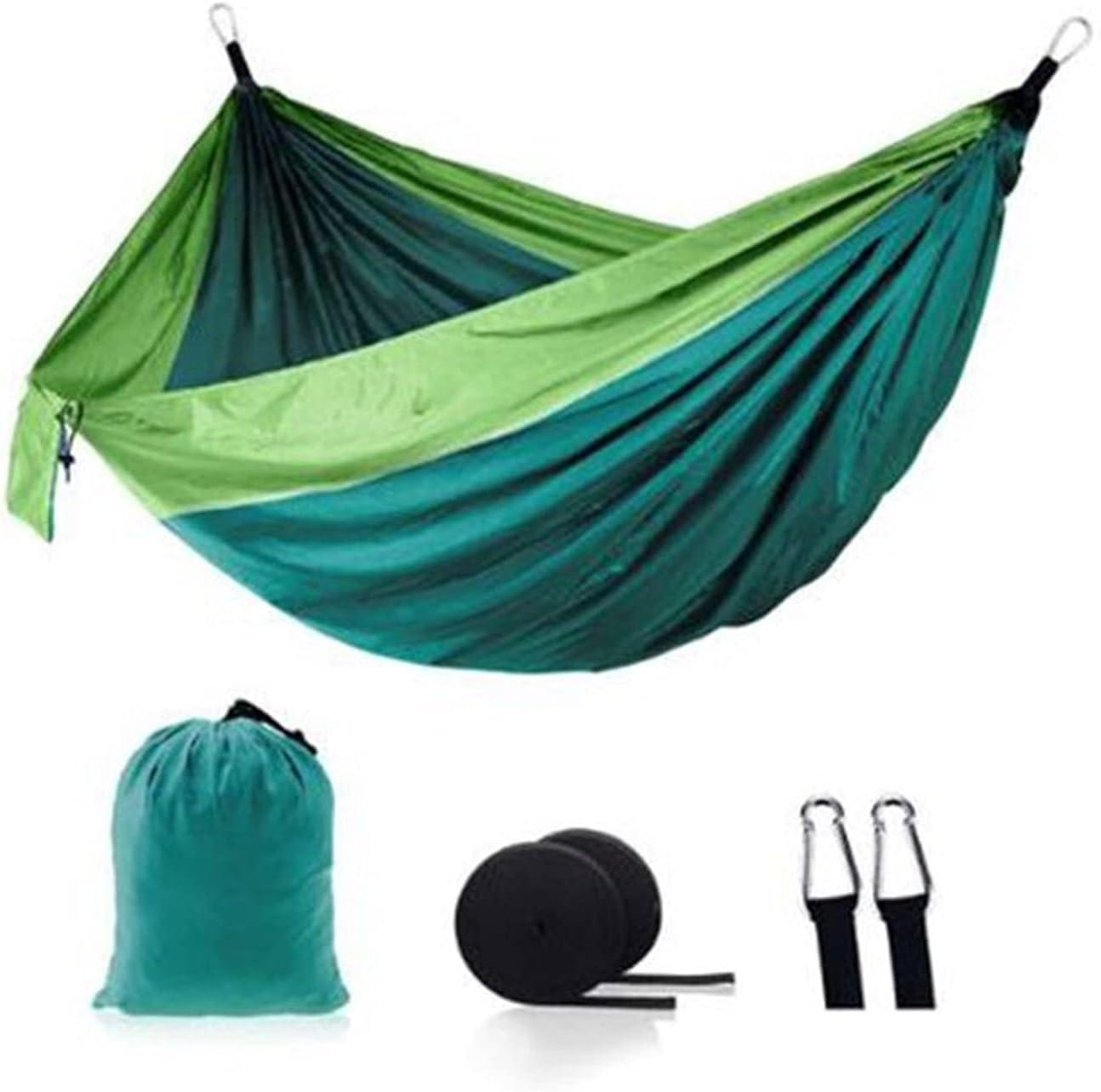 GDYJP Camping Hammock Portable Nylon Sales results No. 1 Wa 100% quality warranty Ultralight Swing
