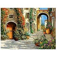 油絵数字キットによる絵画デジタル絵画油絵 数字キットによる絵画手塗りDIY絵デジタル油絵塗り絵 - ガーデンタウン