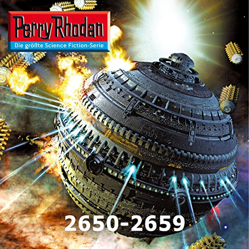 Perry Rhodan, Sammelband 26 audiobook cover art
