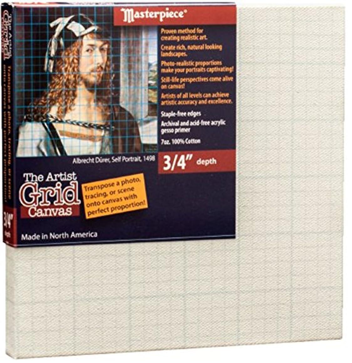 Masterpiece Artist Canvas 71734s Grid 3/4
