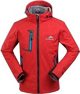 Men Windbreaker Jacket with Hood,Men's Lightweight Fashion Windproof Hooded Jacket Quick Dry Windbreaker