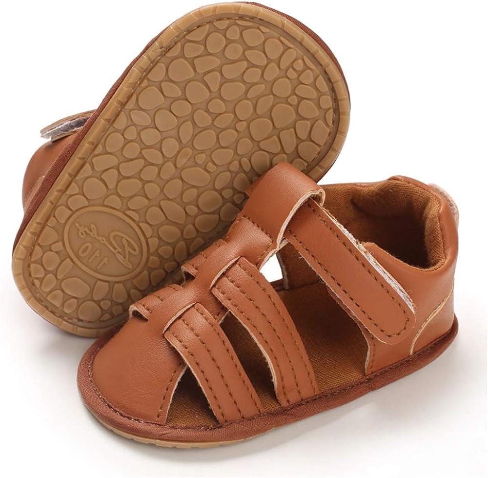 LAFEGEN Baby Boys Girls Summer Sandals Daily bargain sale Sole Soft Slip Non Outdoo specialty shop