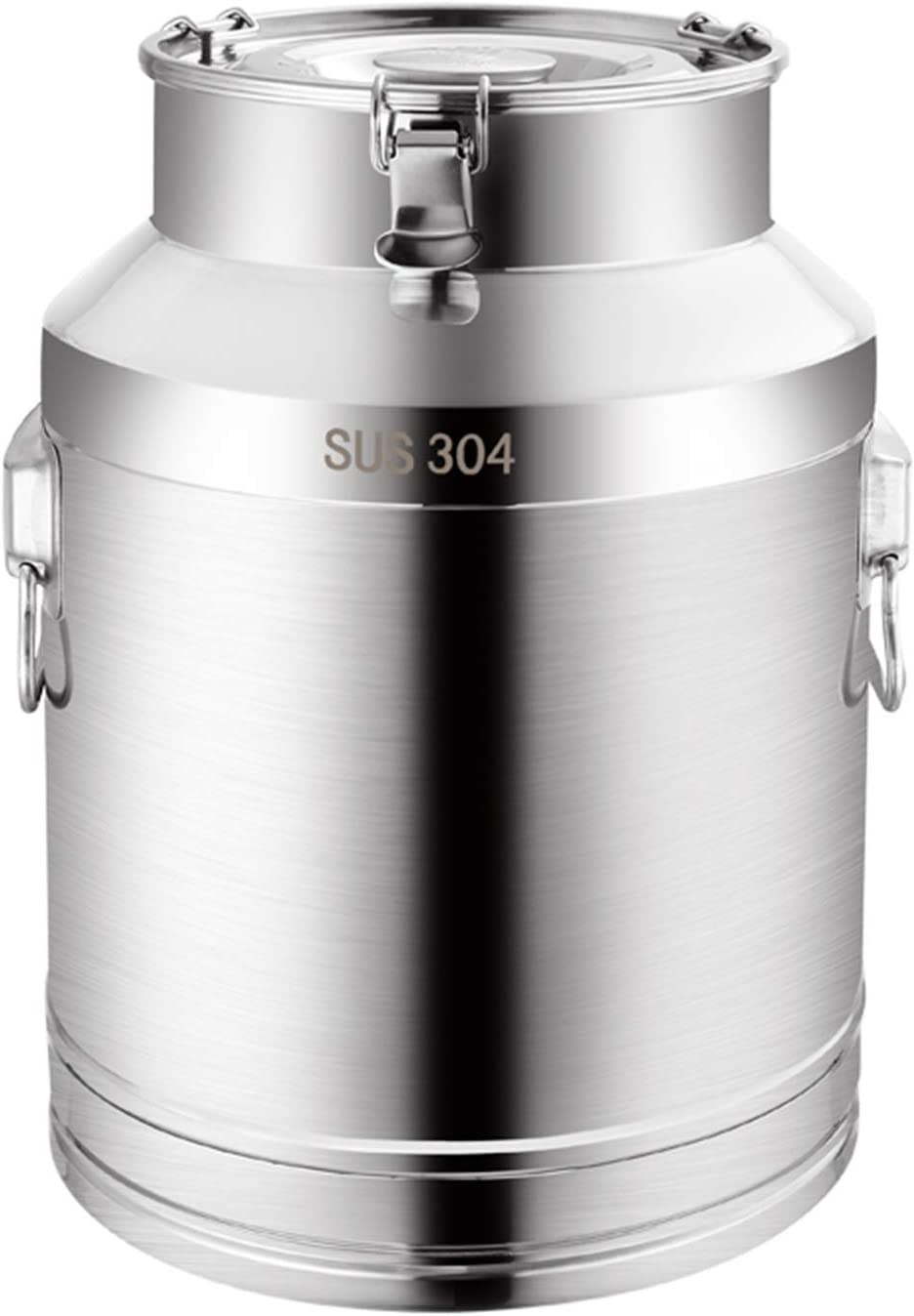 Stainless Steel Container Milk for Selling Airtight Stor Production Food Mail order cheap