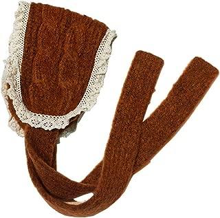 COMVIP Kids Lace Knit Hair Band Earmuff Girl Warm Headband Earflap Cap