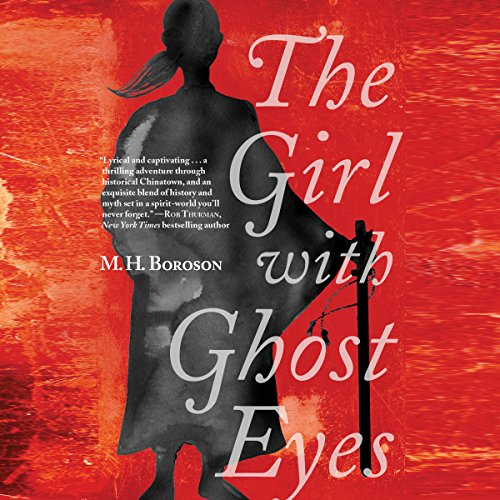 The Girl with Ghost Eyes cover art