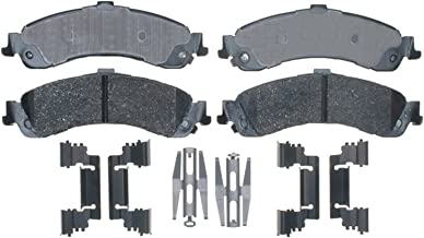 ACDelco 17D834CH Professional Ceramic Rear Disc Brake Pad Set