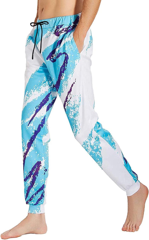 FUENY Mens Casual Sweatpants Limited Special Price Drawstring Jogging Max 41% OFF Elastic Jo Waist