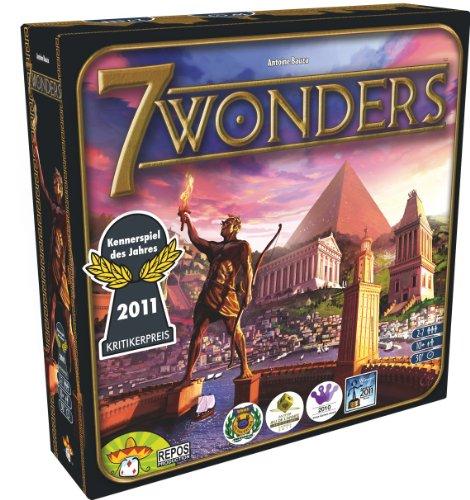 Asterion 8040 - 7 Wonders, Edizione Italiana