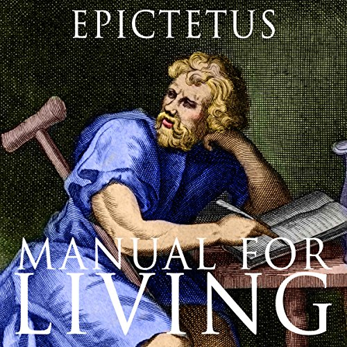 Manual for Living cover art