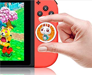 24 PCS NFC Tag Game Cards for Animal Crossing New Horizons Switch/Switch Lite/Wii U (24 pcs Round card)