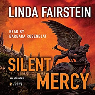 Silent Mercy audiobook cover art