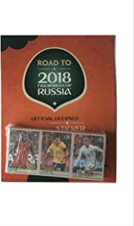Best panini world cup russia 2018 sticker products Reviews