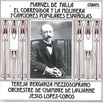 Falla: El Corregidor y la Molinera - Siete Canciones Populares Españolas