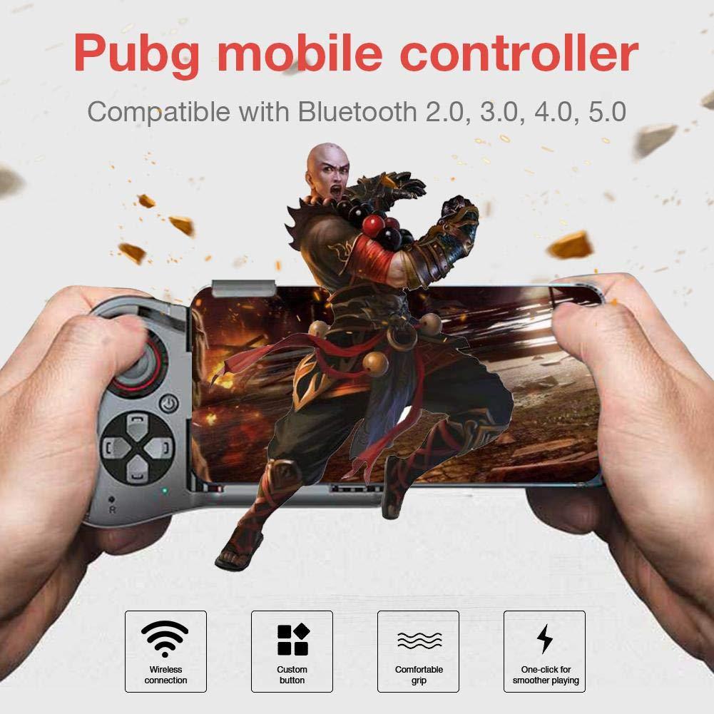 colinsa Gamepad inalámbrico Joypad Android Bluetooth Joystick Controller Tablet Smart VR TV Game Pad para iOS: Amazon.es: Electrónica