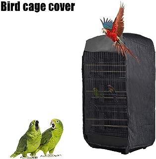 Per Trade Bird Cage Cover Breathable Mosquito Net Warm Bird Cage Protective Cloth