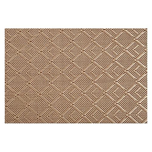 ALGWXQ Rattan Folding Carpet Mat for Living Room Bamboo Mat Summer Student Child Nap Sleeping Pad Floor Bedroom Rug,4 Colors (Color : C, Size : 180x180 cm)
