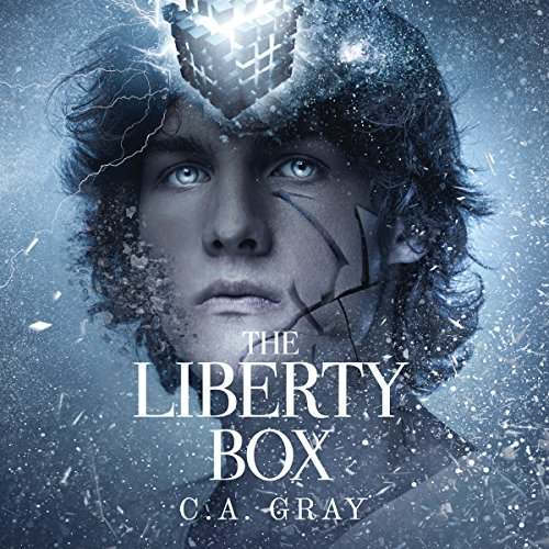 The Liberty Box, Book 1 audiobook cover art