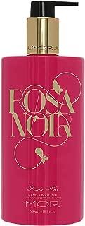 MOR Boutique Rosa Noir Hand and Body Lotion, Rosa Noir, 125 ml