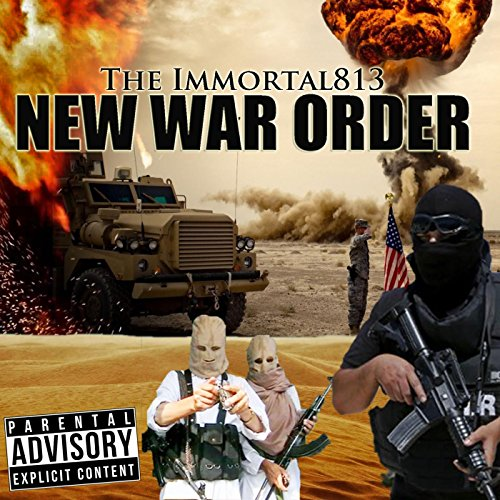 New War Order (feat. Mouthpiece & Pernod Fils) [Explicit]