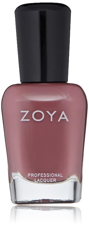 信条肥料優雅ZOYA ゾーヤ ネイルカラー ZP907 JONI ジョニ 15ml マット 爪にやさしいネイルラッカーマニキュア