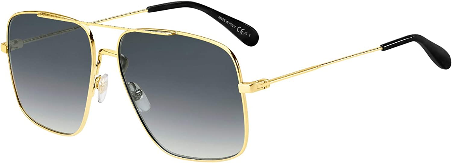 Givenchy GV 7119 S GOLD Tucson Mall GREY SHADED Sunglasses 61 145 men Cheap super special price 15