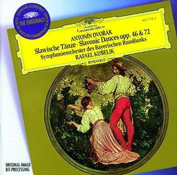Dvorák: Slavonic Dances Opp.46 & 72