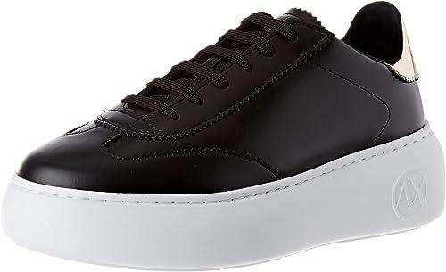 Armani exchange sneaker da donna IN PELLE XDX042XV313