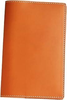 (ブラン・クチュール)BlancCouture 本革手帳カバー「ジブン手帳 mini」サイズ用カバー/国産フルタンニンドレザー(キャラメル)